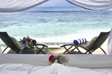 Hotel Aganoa Lodge Samoa: Mer SAMOA