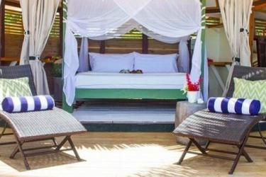 Hotel Aganoa Lodge Samoa: Outdoor Bar SAMOA