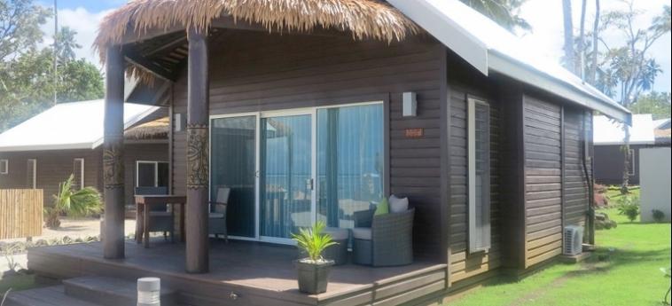 Hotel Saletoga Sands: Außen SAMOA