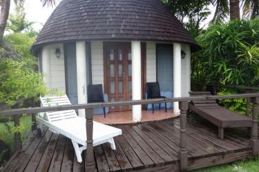 Hotel Le Lagoto Resort: Chanbre SAMOA