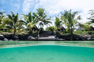 Hotel Le Lagoto Resort: Photo descriptive SAMOA