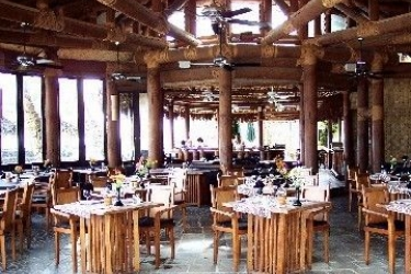 Hotel Coconuts Beach Club Resort & Spa: Restaurant SAMOA