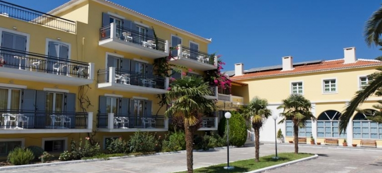 Hotel Arion: Esterno SAMOS