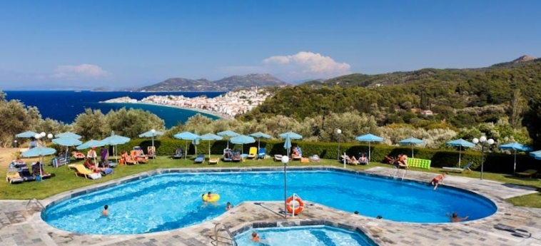 Hotel Arion: Piscina SAMOS
