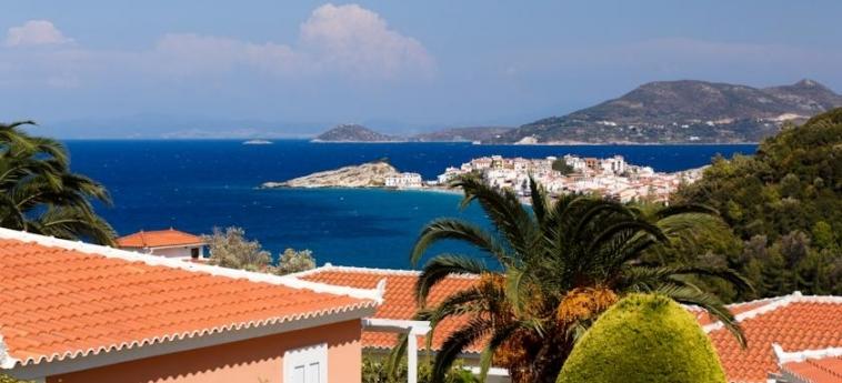 Hotel Arion: Vista SAMOS