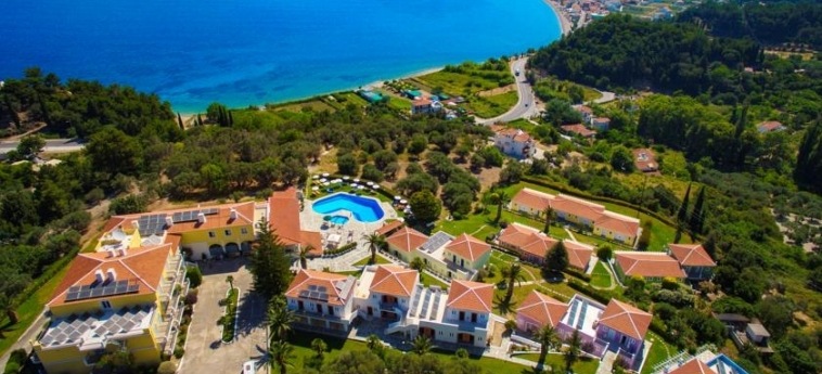 Hotel Arion: Aerial View SAMOS