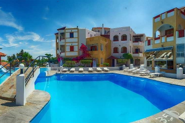 Hotel Anema By The Sea: Esterno SAMOS