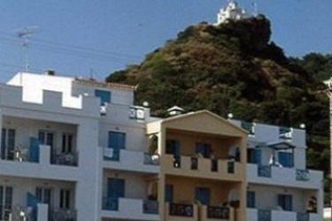 Hotel Erato: Außen SAMOS
