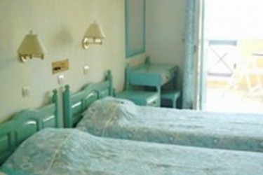 Hotel Erato: Bedroom SAMOS