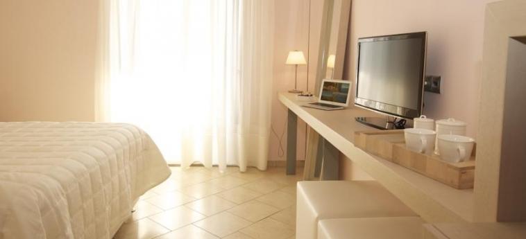 Hotel Ino Village: Zimmer- Detail SAMOS