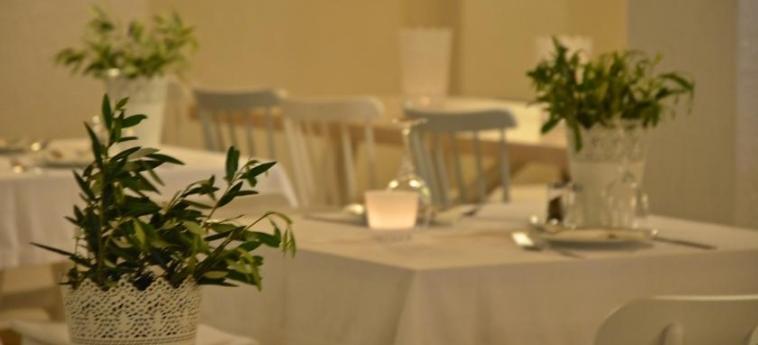 Hotel Ino Village: Restaurant SAMOS