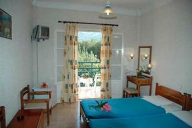 Hotel Paradise: Camera Matrimoniale/Doppia SAMOS