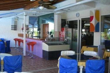 Hotel Oceanida Bay: Bar SAMOS