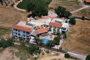 Hotel Oceanida Bay: Exterieur SAMOS