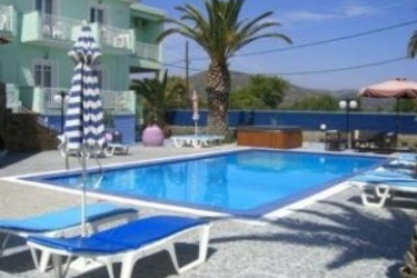 Hotel Oceanida Bay: Swimming Pool SAMOS