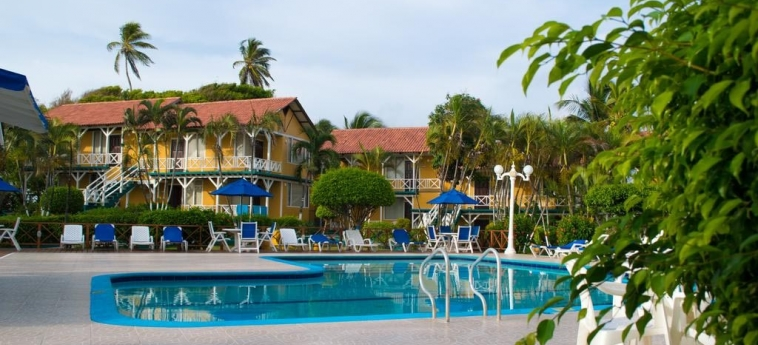 Hotel Sol Caribe Campo: Aussen Pool SAN ANDRES INSEL