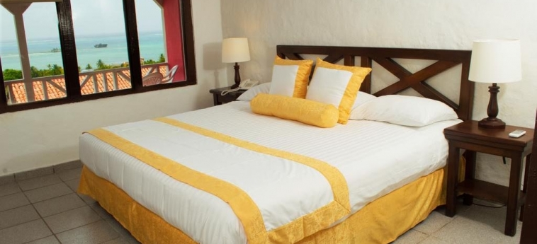 Hotel Sol Caribe Campo: Gastzimmer Blick SAN ANDRES INSEL