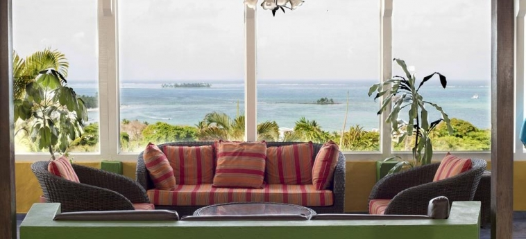 Hotel Sol Caribe Campo: Lounge SAN ANDRES INSEL
