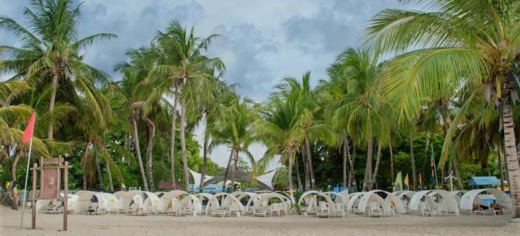 Hotel Sol Caribe Campo: Strand SAN ANDRES INSEL