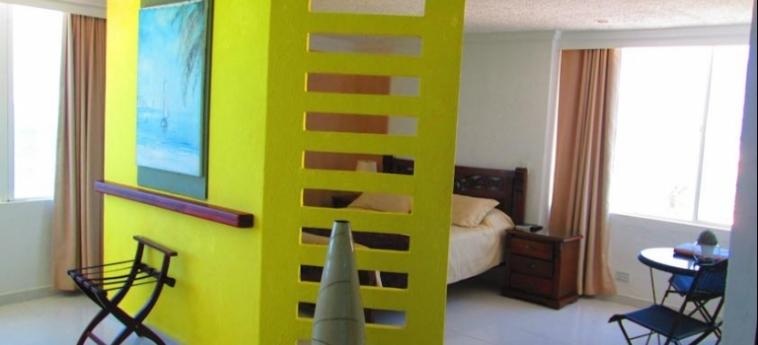 Hotel Calypso Beach Welcome: Chambre classique SAN ANDRES ISLAND