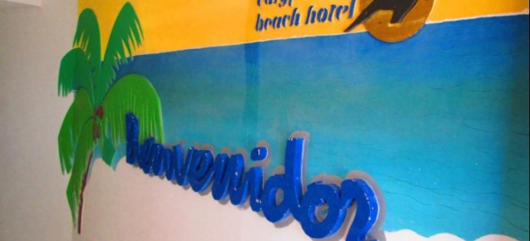 Hotel Calypso Beach Welcome: Logo SAN ANDRES ISLAND
