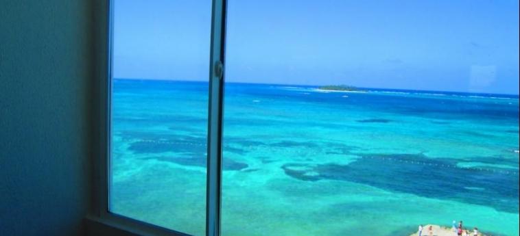 Hotel Calypso Beach Welcome: Mer SAN ANDRES ISLAND