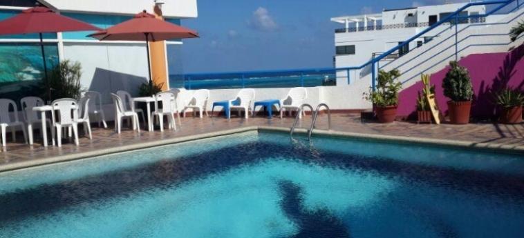 Hotel Calypso Beach Welcome: Piscine Découverte SAN ANDRES ISLAND