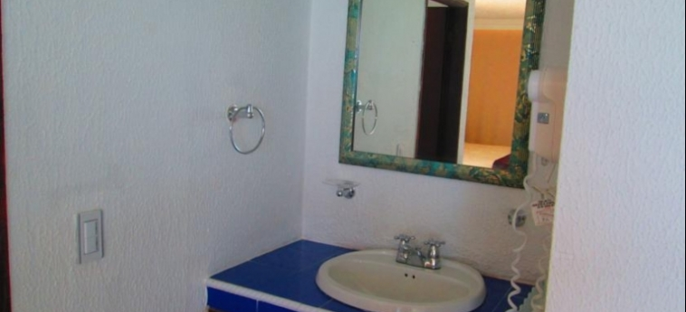 Hotel Calypso Beach Welcome: Salle de Bains SAN ANDRES ISLAND