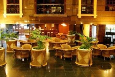 Ghl Relax Hotel Sunrise: Lobby SAN ANDRES ISLAND