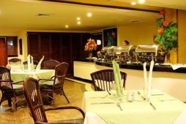 Ghl Relax Hotel Sunrise: Restaurant SAN ANDRES ISLAND
