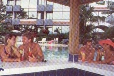 Hotel Wyndham San Jose Herradura: Lounge Bar SAN ANTONIO DE BELEN - HEREDIA