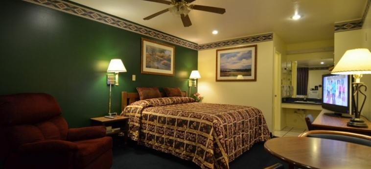 Hotel Alamo Inn Motel: Affresco SAN ANTONIO (TX)