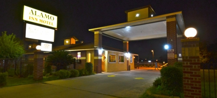 Hotel Alamo Inn Motel: Bungalow SAN ANTONIO (TX)
