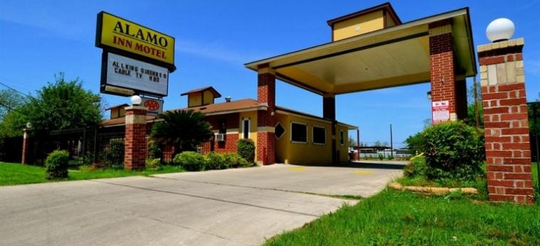 Hotel Alamo Inn Motel: Camera Suite SAN ANTONIO (TX)
