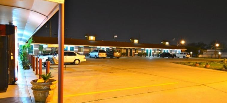 Hotel Alamo Inn Motel: Centro Affari SAN ANTONIO (TX)