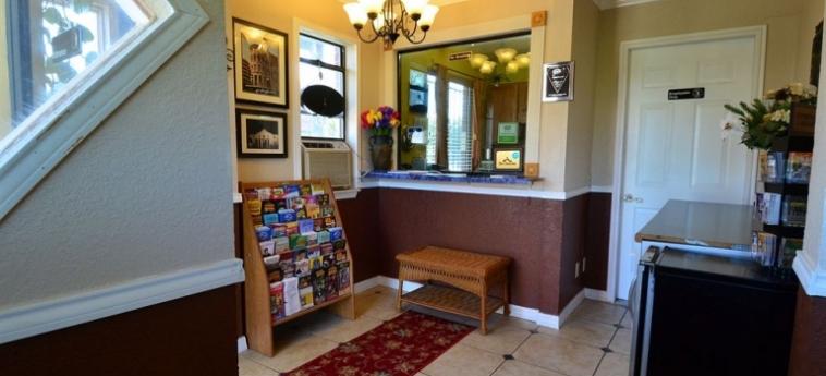 Hotel Alamo Inn Motel: Parco Giochi SAN ANTONIO (TX)
