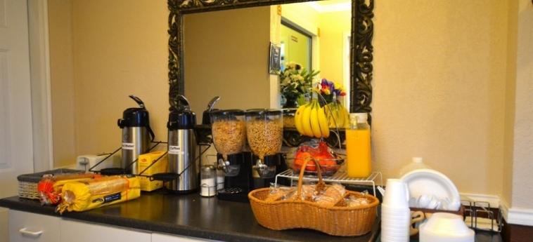 Hotel Alamo Inn Motel: Sala Colazione SAN ANTONIO (TX)