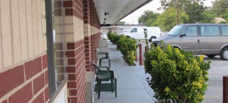 Hotel Alamo Inn Motel: Sala Congressi SAN ANTONIO (TX)