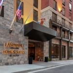 HAMPTON INN & SUITES SAN ANTONIO RIVERWALK 0 Stars