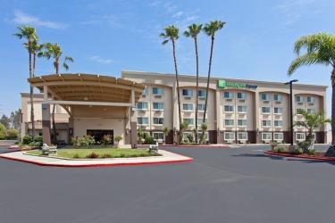 Hotel Holiday Inn Express Colton-Riverside North: Exterior SAN BERNARDINO (CA)