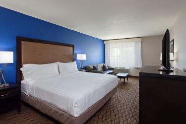 Hotel Holiday Inn Express Colton-Riverside North: Habitación de huéspedes SAN BERNARDINO (CA)
