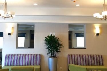 Hotel Holiday Inn Express Colton-Riverside North: Lobby SAN BERNARDINO (CA)