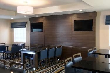 Hotel Holiday Inn Express Colton-Riverside North: Restaurante SAN BERNARDINO (CA)