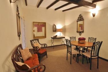 Hotel Posada Real De Chiapas: Lobby SAN CRISTOBAL DE LAS CASAS