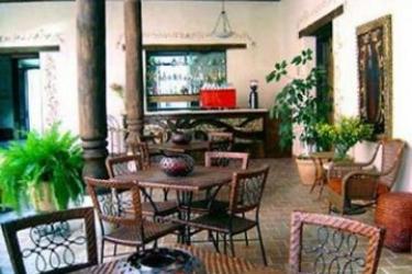 Hotel Posada Real De Chiapas: Terrazza SAN CRISTOBAL DE LAS CASAS