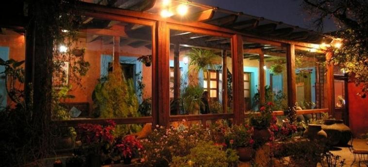 Hotel Posada El Paraiso: Position de l'Hotel SAN CRISTOBAL DE LAS CASAS