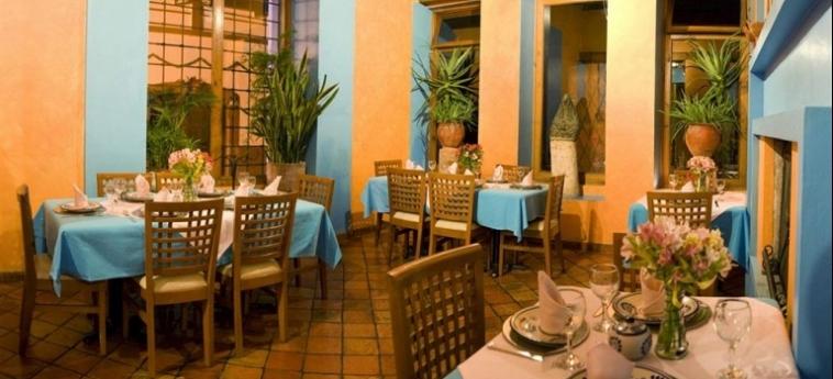 Hotel Posada El Paraiso: Restaurant SAN CRISTOBAL DE LAS CASAS