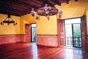 Hotel Ciudad Real Centro Historico: Lobby SAN CRISTOBAL DE LAS CASAS