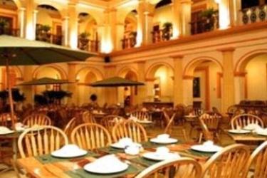 Hotel Ciudad Real Centro Historico: Restaurant Exterior SAN CRISTOBAL DE LAS CASAS