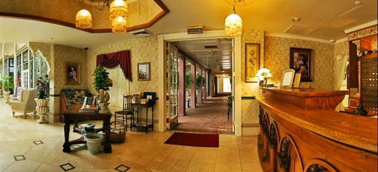 Hotel The Horton Grand: Lobby SAN DIEGO (CA)